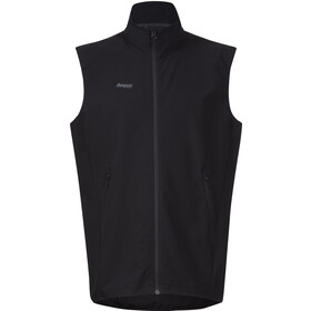Bergans Ramberg Gilet sans manches Softshell Homme, black/solid charcoal